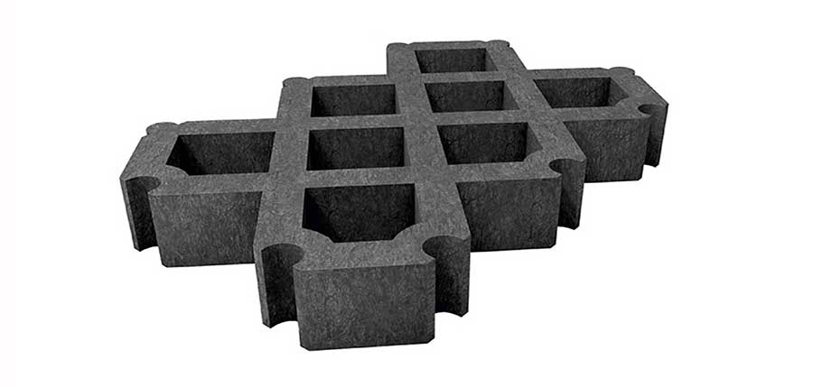 Special drainage products